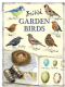 British Garden Birds large metal sign  (og 4030)